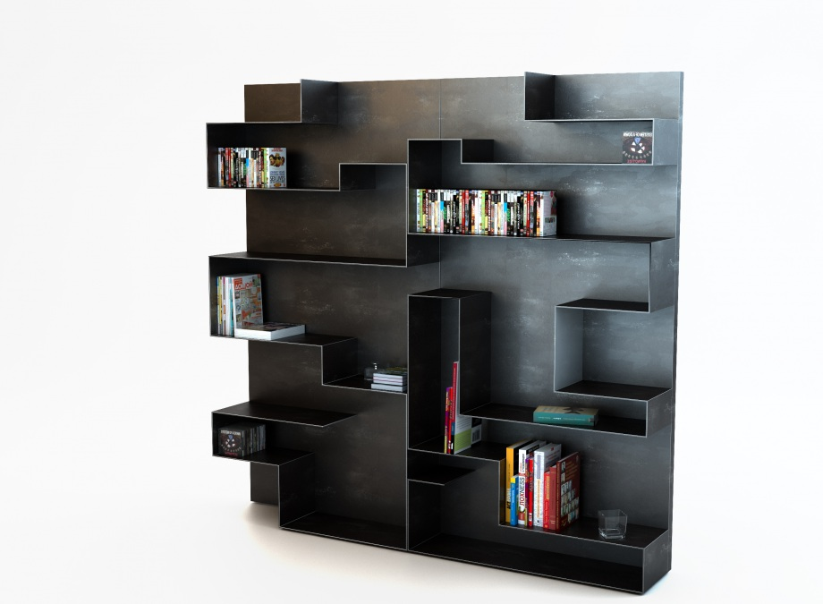 biblioth que t design architecture. Black Bedroom Furniture Sets. Home Design Ideas