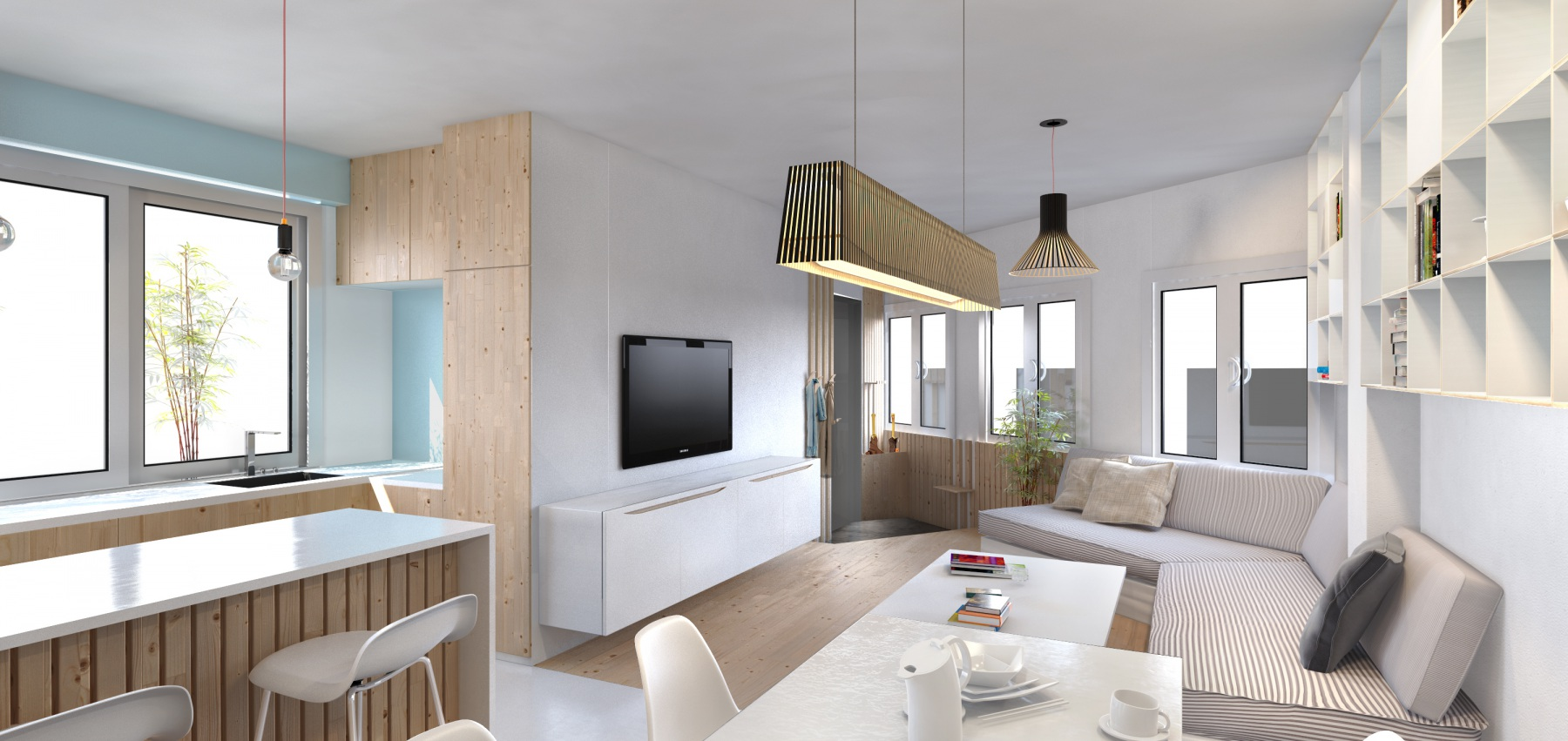 Appartement Design Affordable Bordelais With Appartement